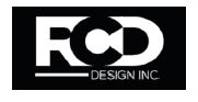 RCD Design Inc.