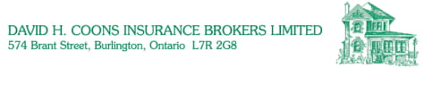 David H Coons Insurance Brokers Ltd.