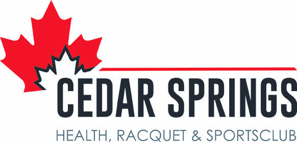 CEDAR SPRINGS HEALTH, RACQUET & SPORTS CLUB