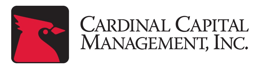 Cardinal Capital Management, Inc.